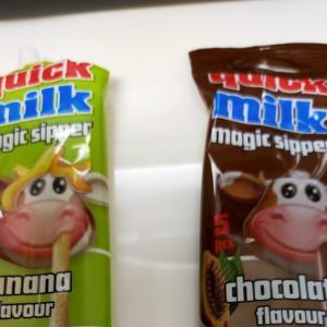 経験545:大阪ほんわかテレビで紹介!「クイックミルク」レビュー!牛乳が手軽に美味しくなる!