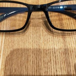経験555:PC作業の目の疲れ対策に!ブルーライトカット「PCメガネ」再購入!
