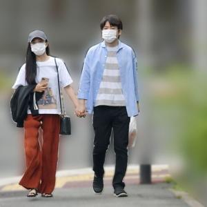 【悲報】小島瑠璃子さん(26)、45歳のオッサンに抱かれてると判明