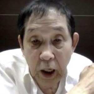 【画像】萩本欽一(79)   死にそう