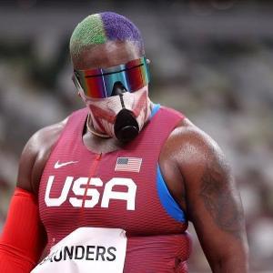 【画像】オリンピック最凶選手、現れる