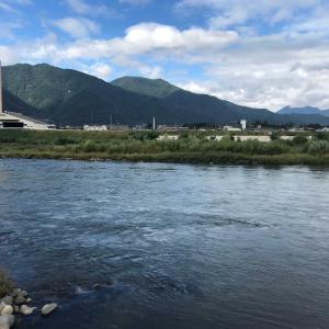 今週のうぱごろう(R1.9.22)+川の水質