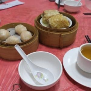 香港の出街飯〜今朝飲茶とコロナ、他