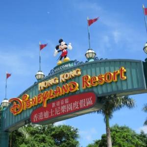 再開した香港ディズニーランドに行ってきました!