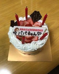誕生日。。。
