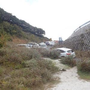 石榑峠から銚子岳