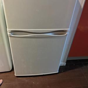 10年使った冷蔵庫が壊れたっぽいです