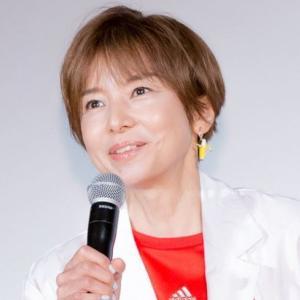 山口智子の衣装「監察医 朝顔」服・イヤリング・バッグのブランドを紹介!