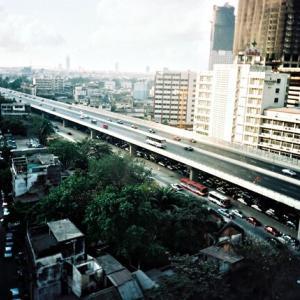 1997年のスリラット高速道路と初バンコクの思い出話