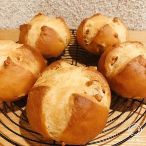 ブラウンナッツパン♪