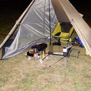 キャンプツーリングの良かった点・反省点とDODライダーズクーラーバッグの使用感