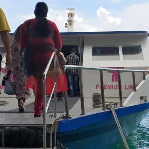【2019年最新版】モルディブ首都マレ⇔フルマーレ定期船タイムスケジュール