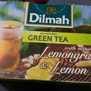 スリランカ産レモングラスの紅茶♪