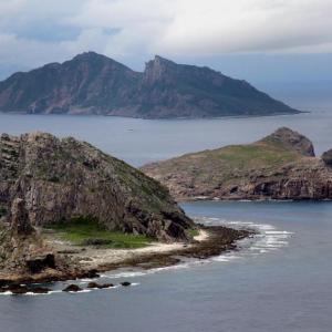 中国船が領海侵入 尖閣周辺、今年18日目