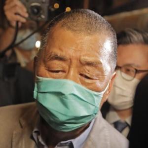 香港アップル・デイリーに対する言論弾圧