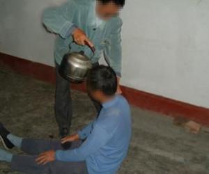 四川省の収容施設、法輪功学習者に熱湯かけて拷問