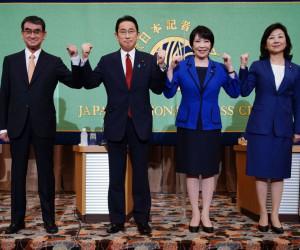 どんな人を官房長官と党幹事長にあてたい? 自民党総裁候補4人、理想像を語る