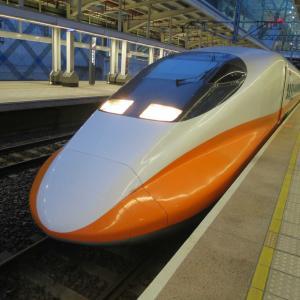 台湾高鉄!台湾新幹線に乗車、台北駅から高雄・左営駅へ