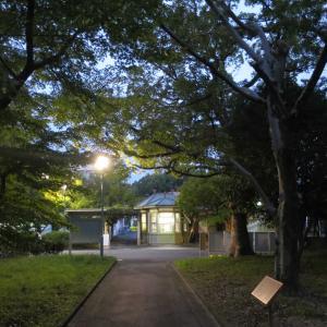 重要文化財の奈良女子大旧本館、正門、守衛室、そして奉安殿
