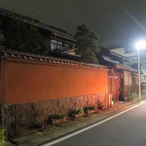 奈良きたまちを歩く - 奈良の注目エリア!夜の古都の古い路地を歩く。