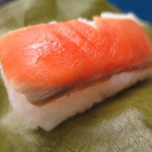 奈良のお土産No.1 「平宗」の柿の葉寿司 & 日本三沢・猿沢の池
