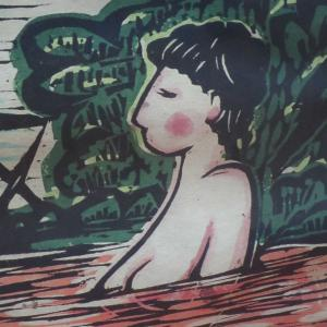 長崎県の島原温泉 海望荘は心安らぐ畳のお宿でした
