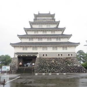 日本100名城 島原城の壮麗な外観、美しい石垣やお堀(長崎県島原市)