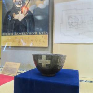 島原城キリシタン史料館で島原半島のキリシタン文化や歴史を知る