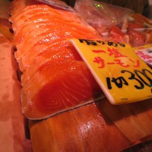 小樽三角市場は超おすすめ海産物市場!小樽観光の No.1おすすめスポットです