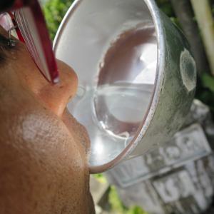 名水百選 島原湧水群!水の都・しんわの泉の湧き水が超ウマい!!お飲み湯(島原温泉飲泉所)も飲みました