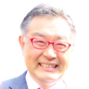 赤縁メガネデビュー!赤い眼鏡が似合う50代イケメン男性w