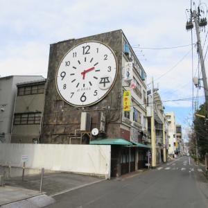 岡山駅周辺 桃太郎大通り → 平平平平 → 岡山駅前商店街を歩く