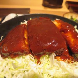 ドミかつ丼(デミかつ丼)♪ 岡山名物のご当地丼「ドミかつ定食」は濃い~