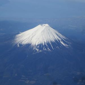 東京遊覧飛行&富士山真っ白 五島旅行スタート!ソラシドエアで長崎へ