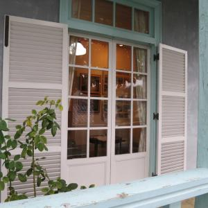長崎・東山手洋風住宅群(7棟)、もう一つのオランダ坂に面した木造洋館
