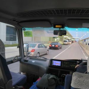 沖縄県那覇市のおもろまちに宿泊 - ゆいレールで那覇空港駅からおもろまち駅へ
