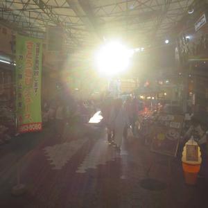 ディープな沖縄 第一牧志公設市場(マチグヮー)界隈の商店街を歩く