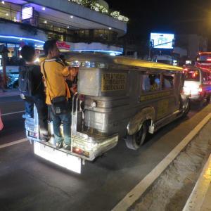 マカティでスリにやられた!ジープニー行き交う夜のフィリピン・マニラ
