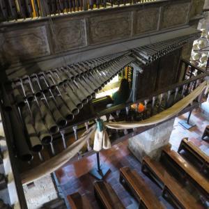 フィリピン・ラスピニャス教会のバンブーオルガン 竹製パイプオルガンの音色に感動!