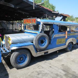 ジープニー工場見学!フィリピン・ラスピニャスの極上ジープニー達