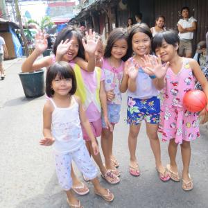 美しいフィリピン!昭和なフィリピンのこどもたちを、平成の土門拳が撮る。やさしい眼差しで撮る。