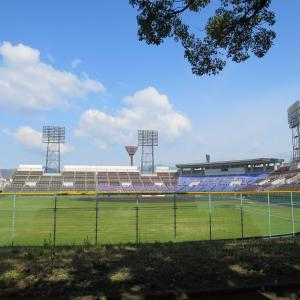 西京極球場訪問!懐かしのプロ野球 澤村栄治、阪急対近鉄、阪急対南海。