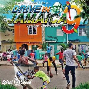 DRIVE IN JAMAICA 9 / SPIRAL SOUND スパイラルサウンド