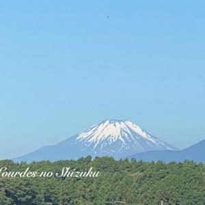 富士山に思う...