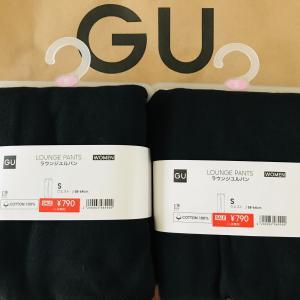 【GU】愛用品が変わるとき。