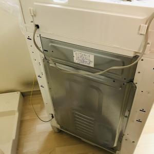 洗濯機の排水口掃除をサボったら…