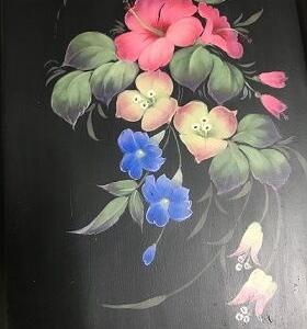 ひさびさのブーゲンビリア。Painted Bougainvillea after long time.