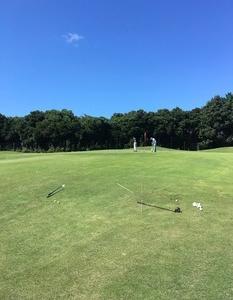 ここはゴルフ天国