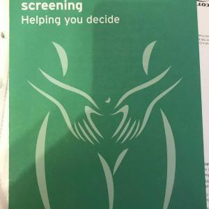 Cervical Screeningを受けてみた