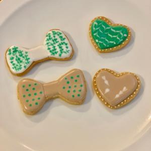 レポ♡JSAアイシングクッキー認定講座